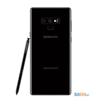 گوشی موبایل سامسونگ مدل Galaxy Note 9 N960 دو سیم کارت ظرفیت 128 گیگابایت رنگ مشکی