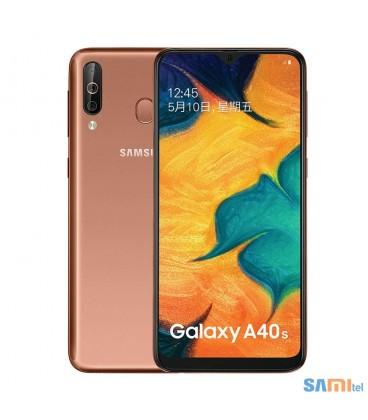 گوشی موبایل سامسونگ مدل Galaxy A40s رنگ طلایی