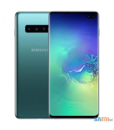 گوشی موبایل سامسونگ مدل Galaxy S10 Plus -G975 رنگ سبز