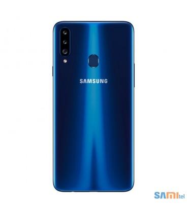 گوشی موبایل سامسونگ مدل Galaxy A20s رنگ آبی
