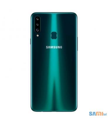 گوشی موبایل سامسونگ مدل Galaxy A20s رنگ سبز