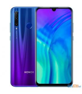 گوشی موبایل هواوی مدل Honor 20 Lite رنگ آبی