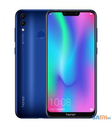 گوشی موبایل هواوی مدل Honor 8C رنگ آبی