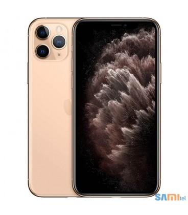 گوشی موبایل اپل مدل iPhone 11 Pro رنگ طلایی