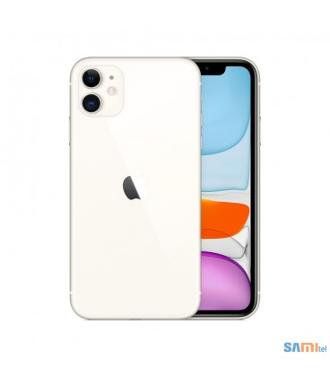 گوشی موبایل اپل مدل iPhone 11 رنگ سفید