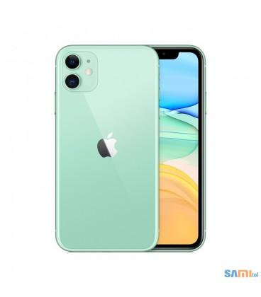 گوشی موبایل اپل مدل iPhone 11 رنگ سبز