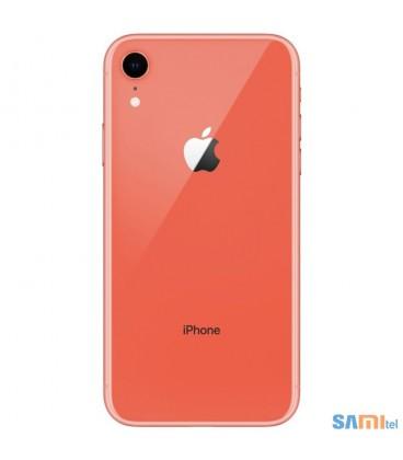 گوشی موبایل اپل مدل iPhone XR رنگ مرجانی
