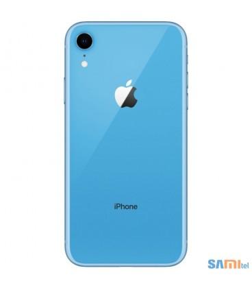 گوشی موبایل اپل مدل iPhone XR رنگ آبی