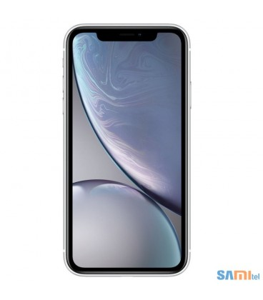 گوشی موبایل اپل مدل iPhone XR رنگ سفید