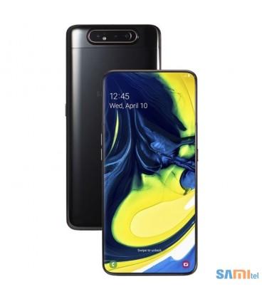 گوشی موبایل سامسونگ مدل Galaxy A80 دو سیم کارت رنگ مشکی