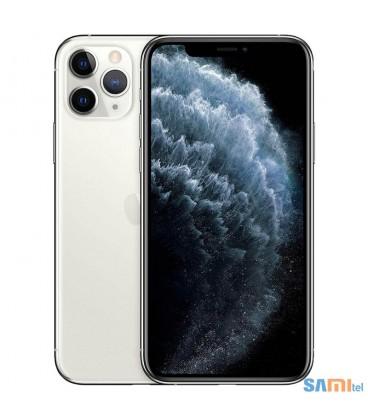 گوشی موبایل اپل مدل iPhone 11 Pro رنگ نقره ای