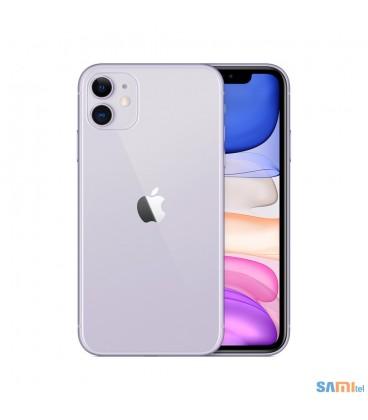 گوشی موبایل اپل مدل iPhone 11 رنگ بنفش