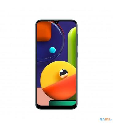گوشی موبایل سامسونگ مدل Galaxy A50s رنگ سبز