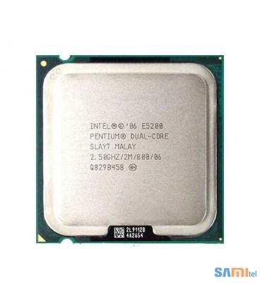 پردازنده اینتل سری Pentium مدل E5200