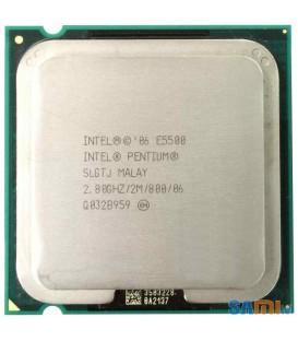 پردازنده اینتل سری Pentium مدل E5500