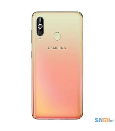 گوشی موبایل سامسونگ مدل Galaxy A60 دو سیم کارت ظرفیت 128گیگابایت رنگ پرتغالی