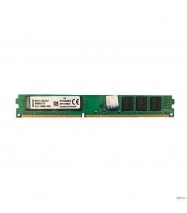 رم دسکتاپ DDR3 تک کاناله 1333 مگاهرتز CL9 کینگستون مدل KVR ظرفیت 2 گیگابایت