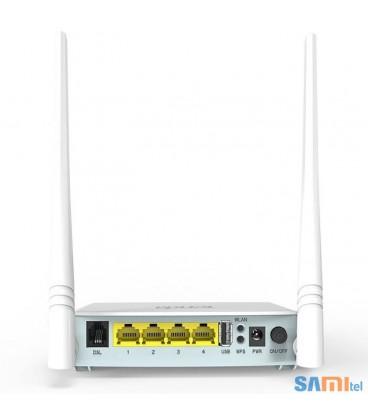 مودم روتر ADSL2 Plus تندا مدل D301 V2