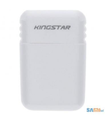 فلش مموری کینگ استار مدل sky USB KS210 ظرفیت 8 گیگابایت رنگ سفید