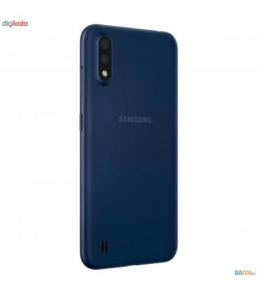 گوشی موبایل سامسونگ مدل Galaxy A01 آبی