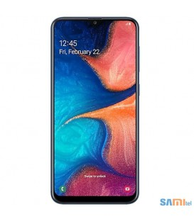 گوشی موبایل سامسونگ مدل Galaxy A20 دو سیم کارت ظرفیت 32 گیگابایت رم 3