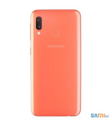 گوشی موبایل سامسونگ مدل Galaxy A20 e رنگ مرجانی