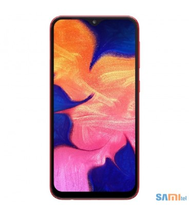 گوشی موبایل سامسونگ مدل Galaxy A10 رنگ قرمز