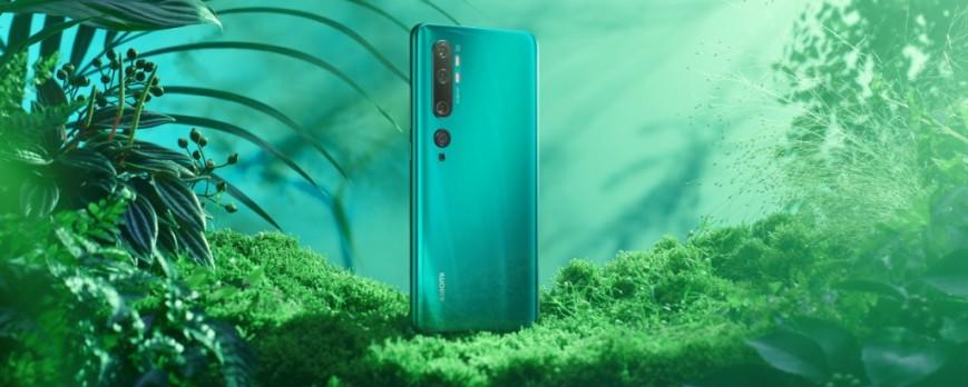 شیائومی Mi CC9 پرو (Mi Note 10) با دوربین پنجگانه 108 مگاپیکسلی رسما معرفی شد